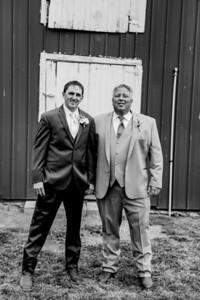 01321-©ADHPhotography2019--JustinMattieBell--Wedding--September28bw
