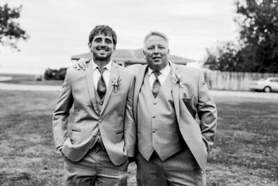 01047-©ADHPhotography2019--JustinMattieBell--Wedding--September28bw