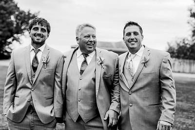 01050-©ADHPhotography2019--JustinMattieBell--Wedding--September28bw
