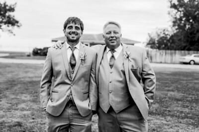 01048-©ADHPhotography2019--JustinMattieBell--Wedding--September28bw