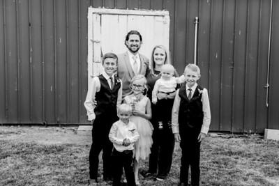 01053-©ADHPhotography2019--JustinMattieBell--Wedding--September28bw