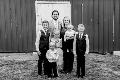 01054-©ADHPhotography2019--JustinMattieBell--Wedding--September28bw