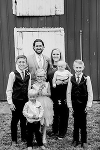 01060-©ADHPhotography2019--JustinMattieBell--Wedding--September28bw