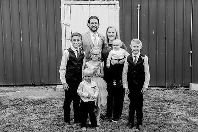 01058-©ADHPhotography2019--JustinMattieBell--Wedding--September28bw
