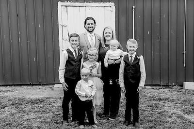 01055-©ADHPhotography2019--JustinMattieBell--Wedding--September28bw