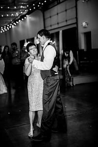 03030-©ADHPhotography2019--JustinMattieBell--Wedding--September28bw