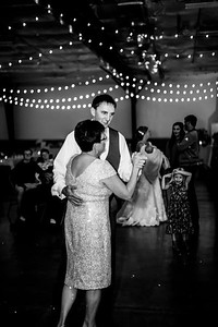 03026-©ADHPhotography2019--JustinMattieBell--Wedding--September28bw