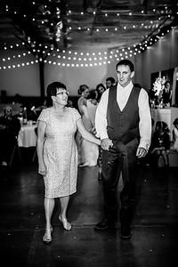 03021-©ADHPhotography2019--JustinMattieBell--Wedding--September28bw