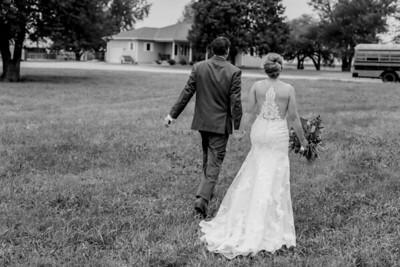 02501-©ADHPhotography2019--JustinMattieBell--Wedding--September28bw