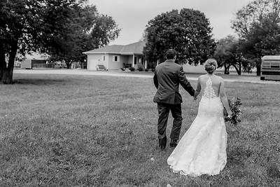 02509-©ADHPhotography2019--JustinMattieBell--Wedding--September28bw