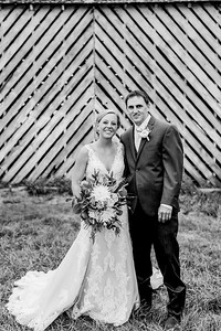02165-©ADHPhotography2019--JustinMattieBell--Wedding--September28bw