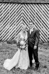 02168-©ADHPhotography2019--JustinMattieBell--Wedding--September28bw