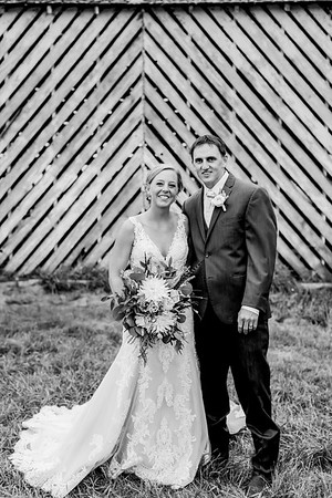 02164-©ADHPhotography2019--JustinMattieBell--Wedding--September28bw