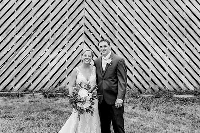 02160-©ADHPhotography2019--JustinMattieBell--Wedding--September28bw