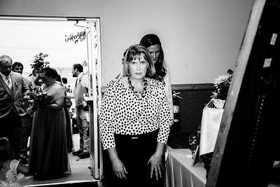 02548-©ADHPhotography2019--JustinMattieBell--Wedding--September28bw