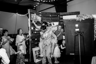 02553-©ADHPhotography2019--JustinMattieBell--Wedding--September28bw