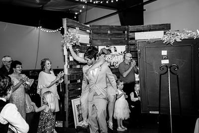 02554-©ADHPhotography2019--JustinMattieBell--Wedding--September28bw