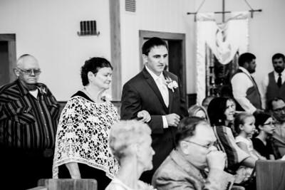 01795-©ADHPhotography2019--JustinMattieBell--Wedding--September28bw