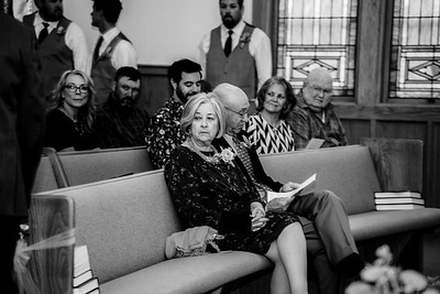 01792-©ADHPhotography2019--JustinMattieBell--Wedding--September28bw
