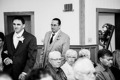 01799-©ADHPhotography2019--JustinMattieBell--Wedding--September28bw