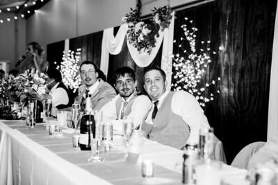 02698-©ADHPhotography2019--JustinMattieBell--Wedding--September28bw