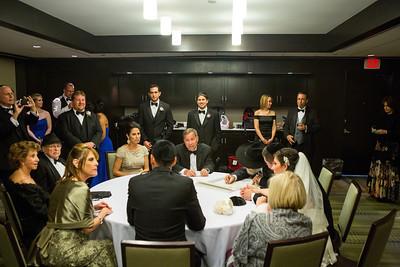 Justin and Rebecca Hyatt Regency Pier 66 Wedding-430