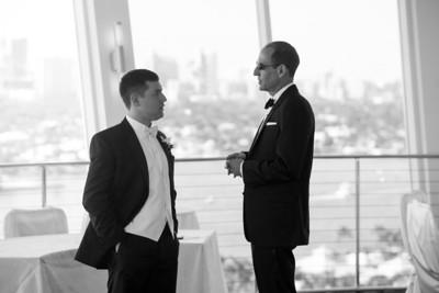 Justin and Rebecca Hyatt Regency Pier 66 Wedding-218