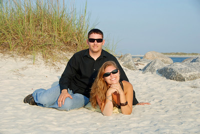 Justin & Paola @ Ponce Inlet