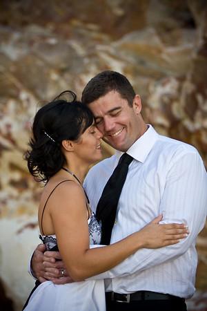Justine and Kim's Wedding (highlights)
