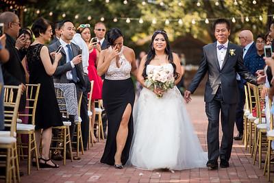 Justyne & Corey's Wedding