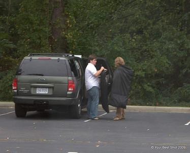 Kristen & Cameron 9/26/2009