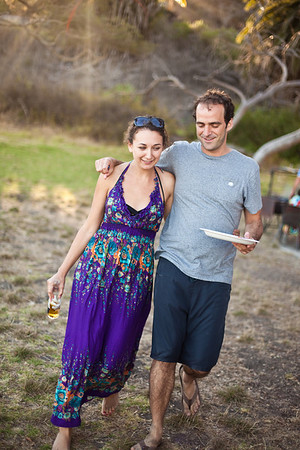 Kristin & Adam - BBQ & Rehearsal