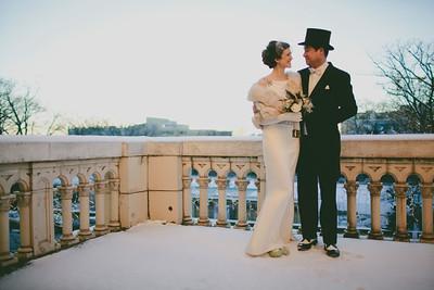KATIE + JASON | MARRIED | 1.3.2014