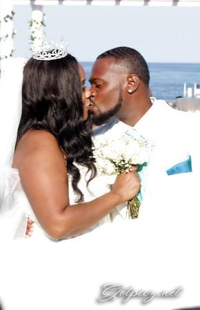 KEYONA & WILL WEDDING 8/22/15