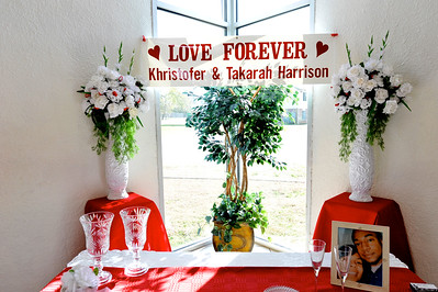 KHRISTOFER & TAKARAH WEDDING