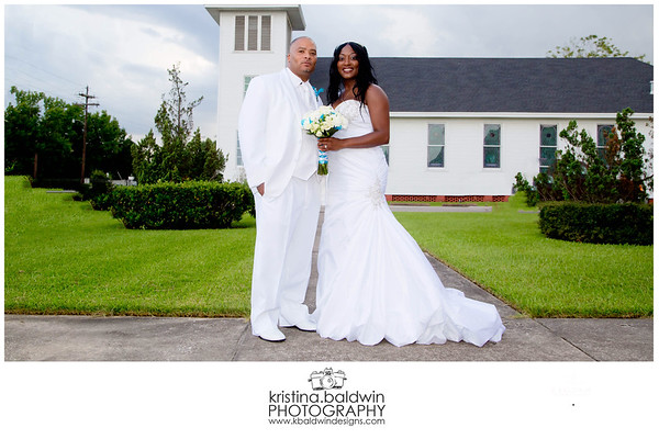 KRISSY & JAMES WEDDING