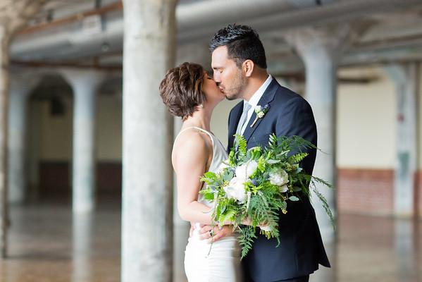 Kaci & Renato Wedding
