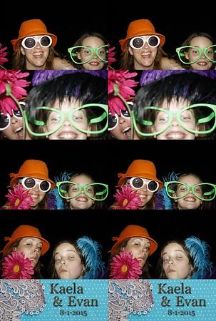 Kaela & Evan 08/01/2015