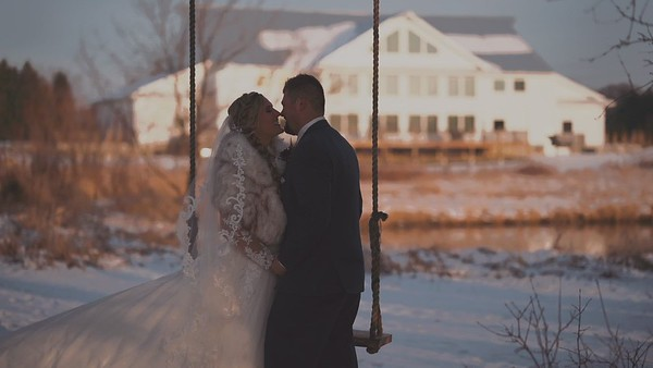 Kaitlyn & Matthews Wedding Day Story