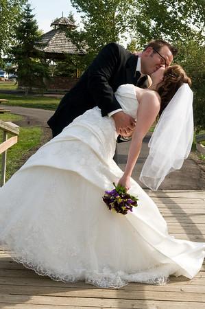 Kaitlin & Craig Wedding Sept 5, 09