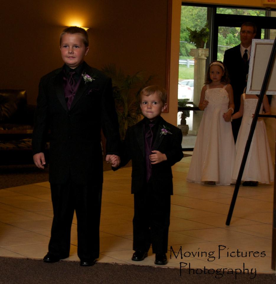Kaitlin and Matt - September 1, 2012