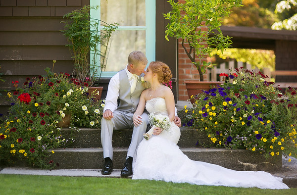 Kaitlyn & Graham {Wedding} July 16, 2016