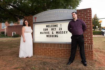 Kaitlyn and Joshua Wed-490