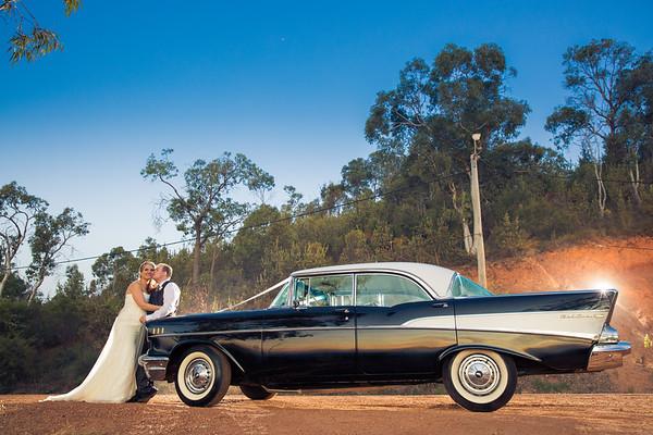 Anna + Matt's Wedding