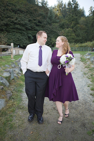 Kaley & Matt Wedding