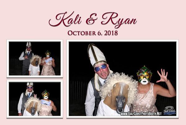 Kali & Ryan Wedding Reception
