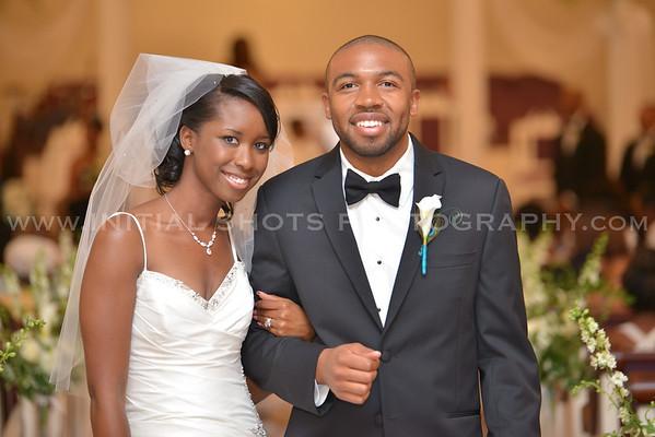 Kalon & Rashida Wedding
