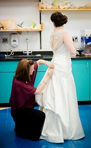 Kalyn and Brett Wedding - Getting Ready First Look