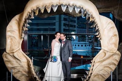 Kalyn and Brett Wedding - Portraits