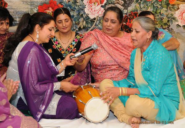 Kaur Lady Sangeet